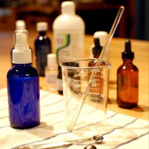 美肌水(化粧水)は手作りすれば1000円以下で数年分!