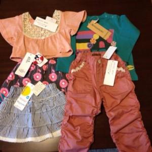 子供服MOON CHILDの福袋ネタバレ