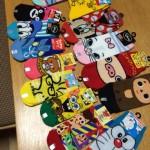 シネマコレクションのキッズ靴下福袋ネタバレ