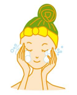 洗顔のやり過ぎ注意