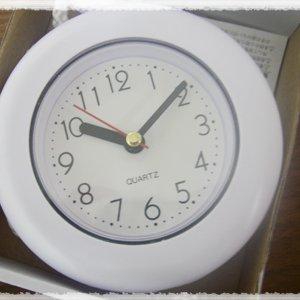 キャンドゥのお風呂用時計