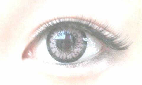 Decorative Eyelash/PLAY CUTE#5