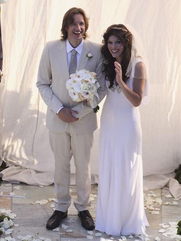ミラジョボビッチ結婚式