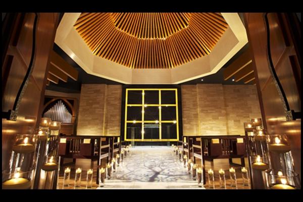 ホテルメトロポリタン仙台・バージンロード