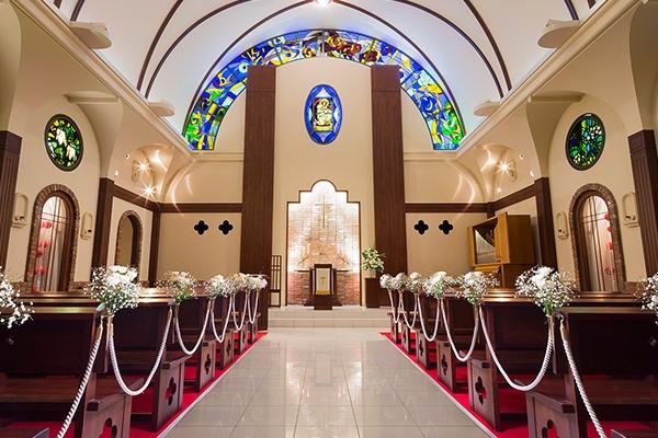 札幌グランドホテル・バージンロード