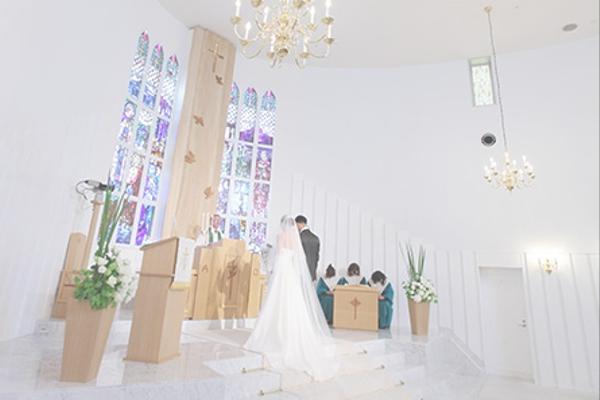 宮の森ミュージアム・ガーデン・バージンロード