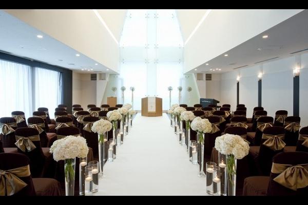 ホテルポールスター札幌・バージンロード