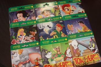世界名作童話 ディズニーDVD