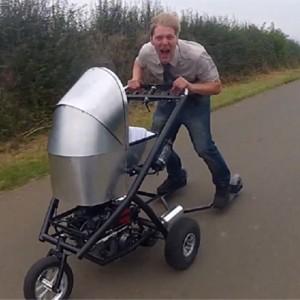 操作性が良いベビーカーは重い?軽い?