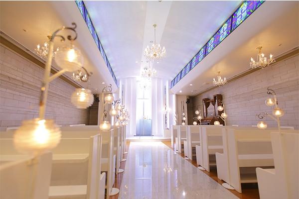 ホテル メルパルク東京・バージンロード