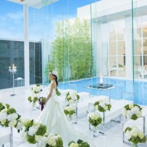 <石川県の式場選び> 人気バージンロードを写真で比較!