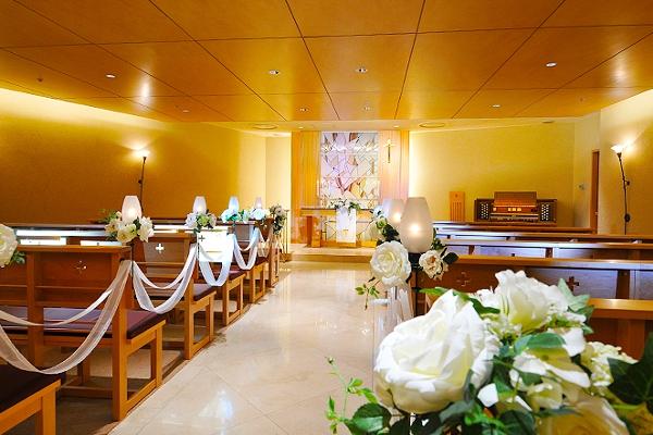 KKRホテル東京・バージンロード