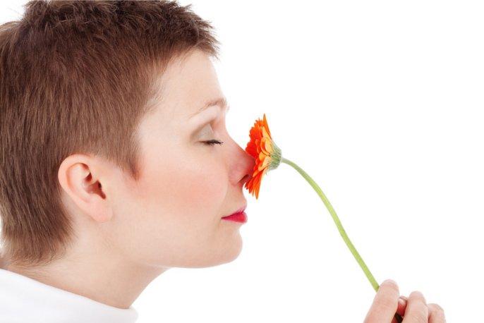 花の香り。芳香剤