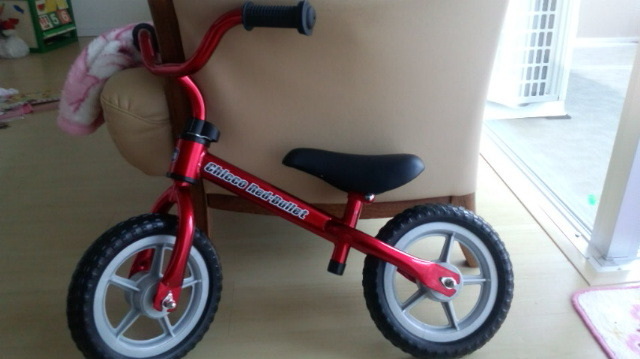 コストコのライドバイク