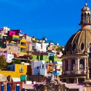 グアナファトの街並みは絵を描いたように綺麗すぎる!