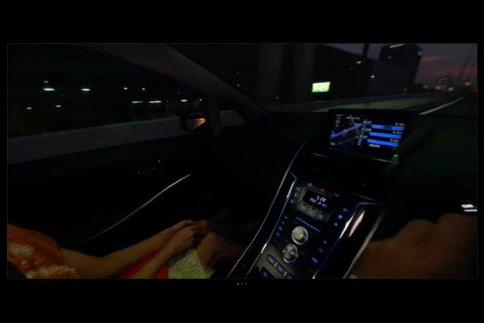 360度動画。TOYOTAsai プロモーショ4