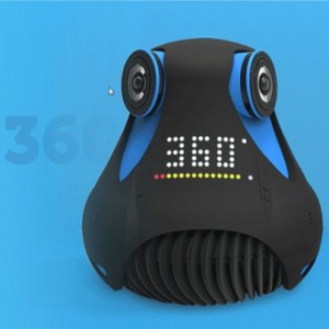 YouTubeで360度動画の時代がキタ!360camとは!?