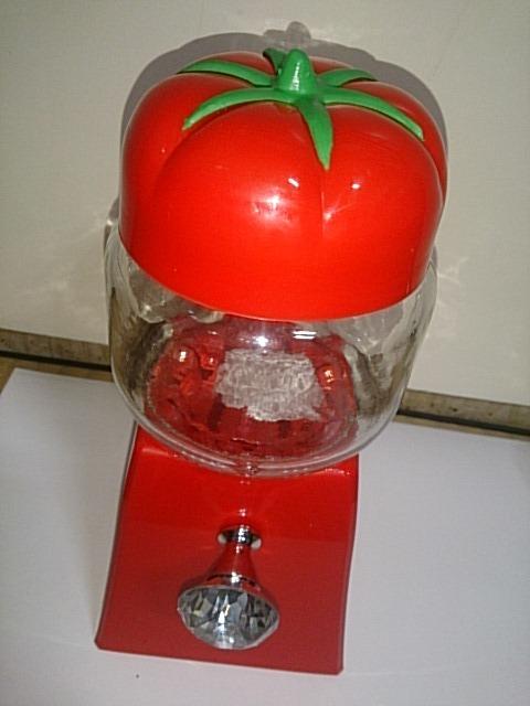 トマト瓶を使ったキャンディポット