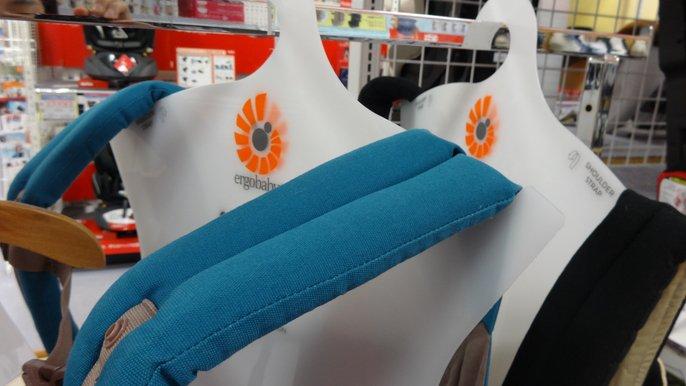 エルゴ・オリジナルの肩ベルト