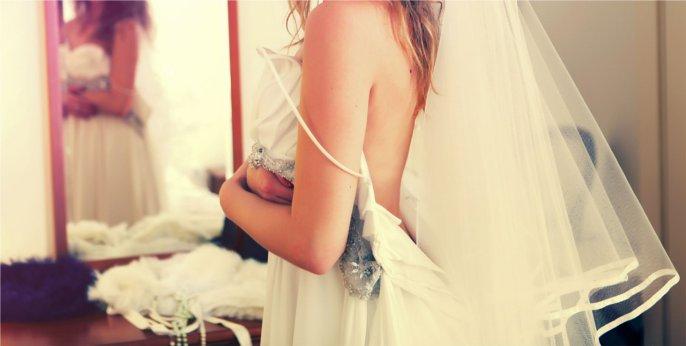 ウェディングドレス選び