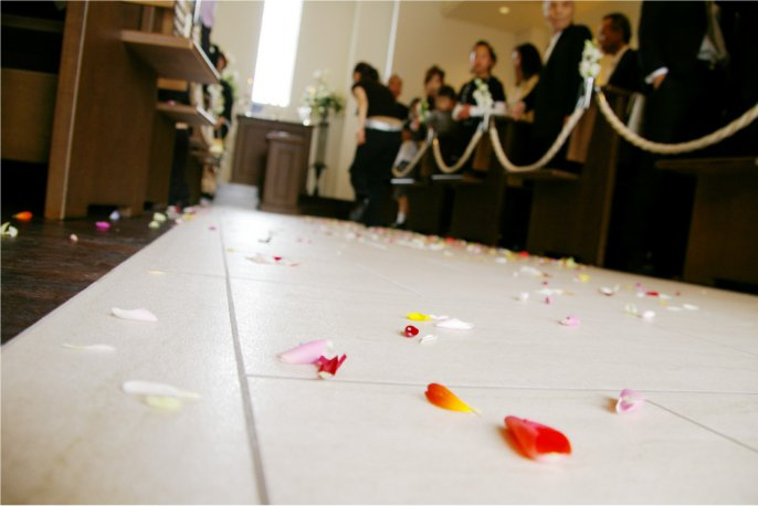 結婚式・招待客
