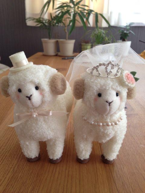 羊のウェルカムドール