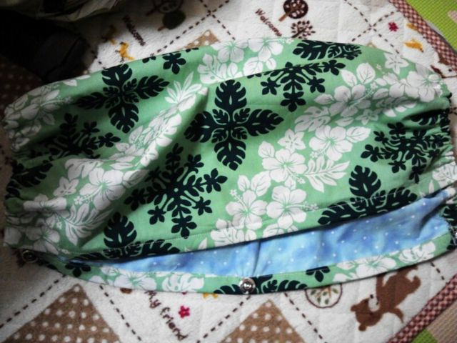 エルゴの収納袋(セリア)