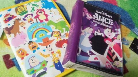 しまむら、アリスのブック型 母子手帳ケース